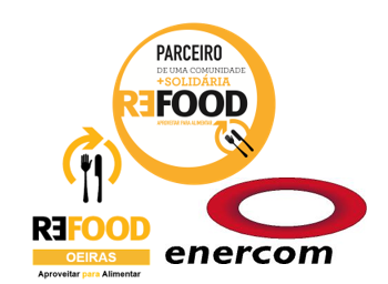 A ENERCOM associou-se ao Movimento RE-FOOD